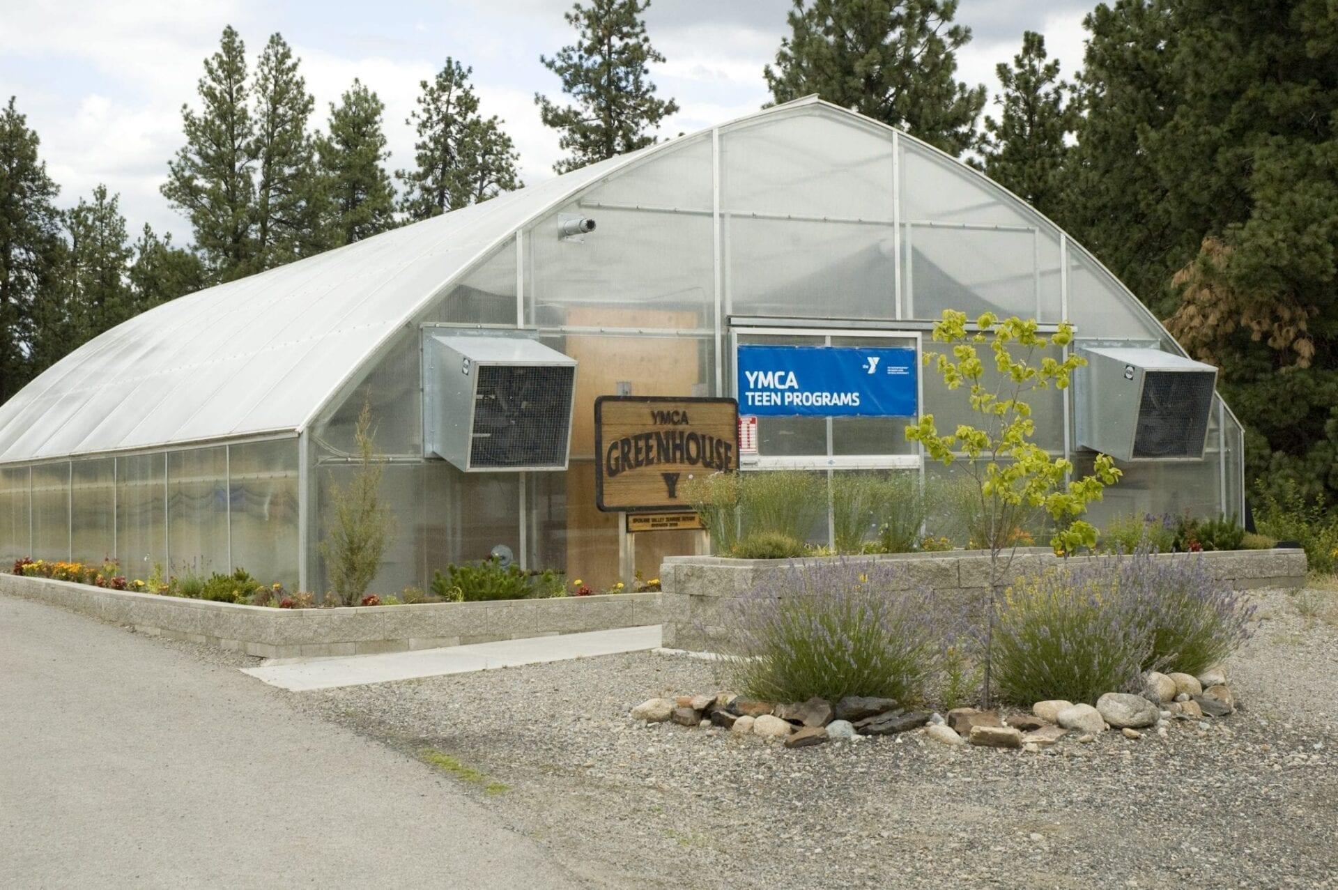 Valley YMCA Greenhouse