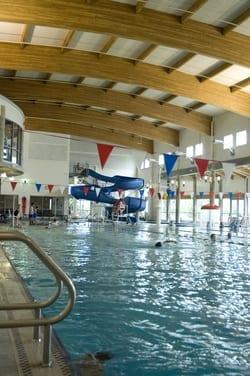 Aquatics Area