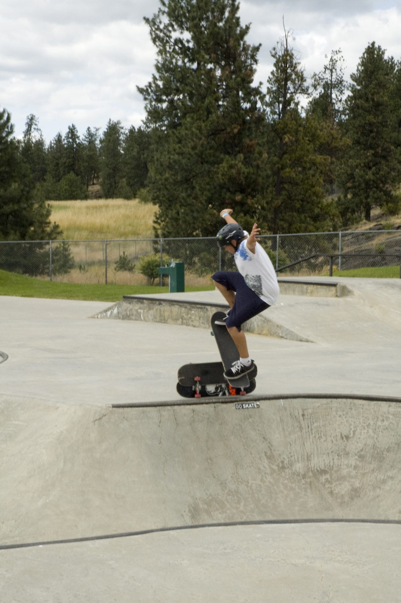 Valley Y Skate Park
