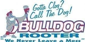 Bulldog Rooter logo