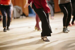 Fall Senior Dance and Social